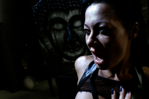 Bhudda Challenges the Vampire Mistress