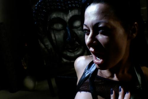 Bhudda Challenges the Vampire Mistress