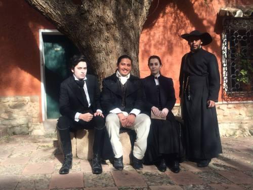 Alejandro Loayza A, Cristian Del Rio, Amy Hesketh, Rhobess Pierre