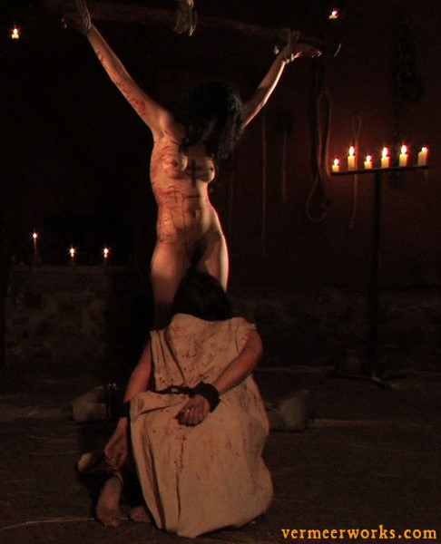 Mila Joya tortured in Maleficarum