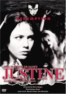 Chris Boger's Justine, 1977