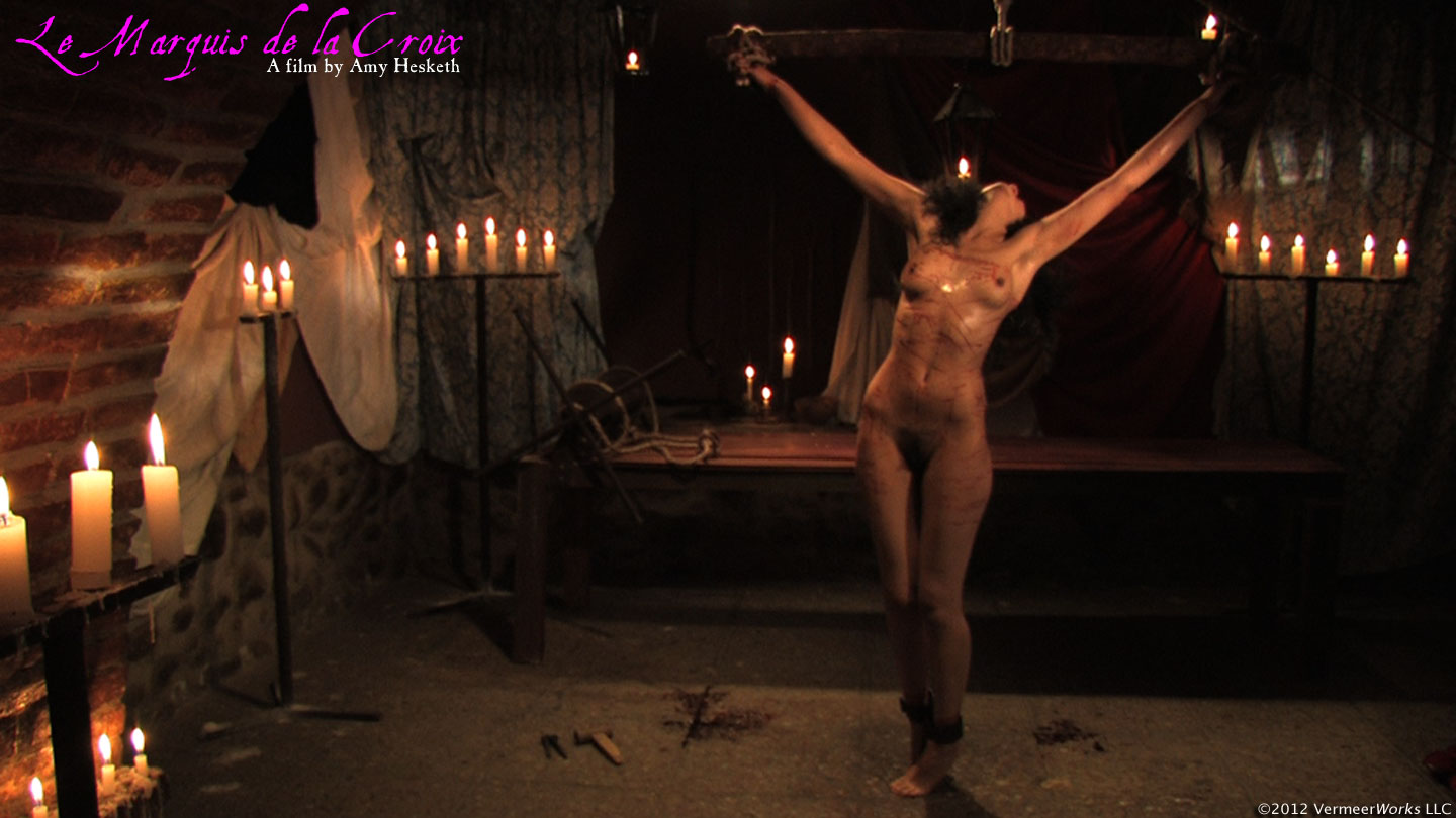 Female Crucifixion 3Hattergrindhouse-6946